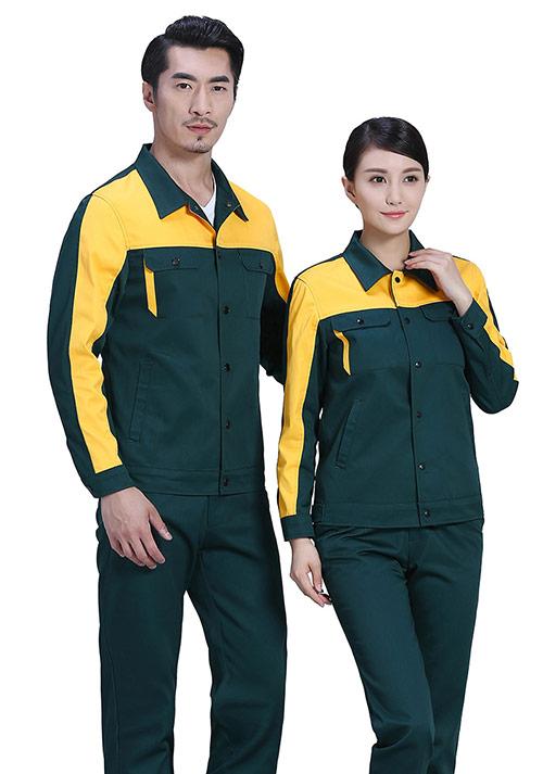 工作服VS制服