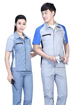 银灰色625夏季工作服