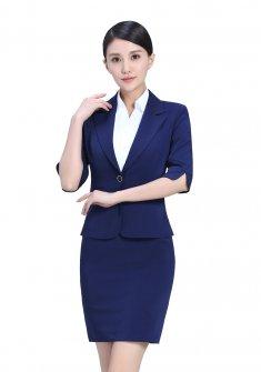 北京职业装女装定做