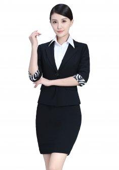 北京专业定做女性职业装