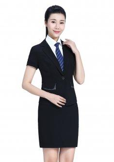 时尚女性职业装专业批发定制