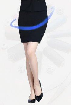 深蓝色女裙