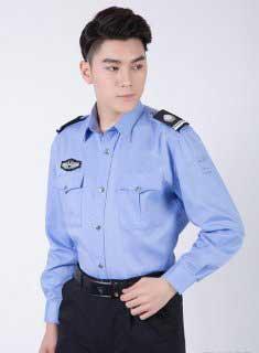 西安做保安服的厂家