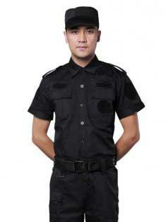 物业保安服装