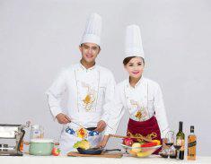 北京厨师服定制